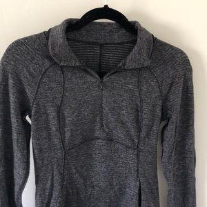 Lululemon running pullover